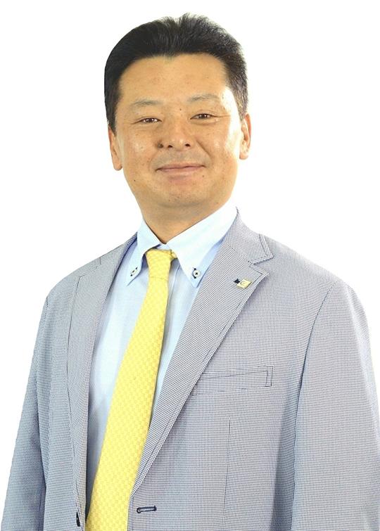 代表取締役金盛貴浩